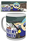 GB Eye, South Park, Respect, Mug