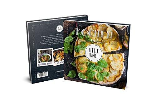 """Preisvergleich Produktbild Kochbuch """"KOCHEN mit Little Lunch"""""""