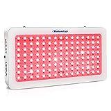 Roleadro Grow Led 600w 800W Led Coltivazione Indoor Spettro Completo Luci per Piante Illuminazione Piante LED Idroponica per Serra Vegetativa/Indoor Fioritura Crescente (800W)