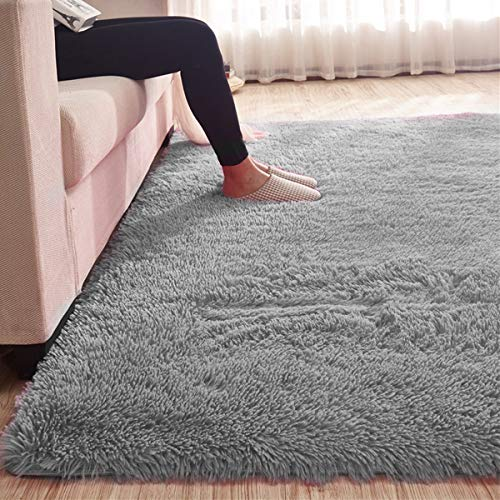 MultiWare Fluffy Area Rugs Anti-...