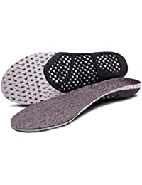 Healix Care ControlTecc Insoles   Firm Arch Support   Anti-Microbial BambooTecc by Healix