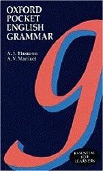Oxford Pocket English Grammar by Thompson (1975-08-01)
