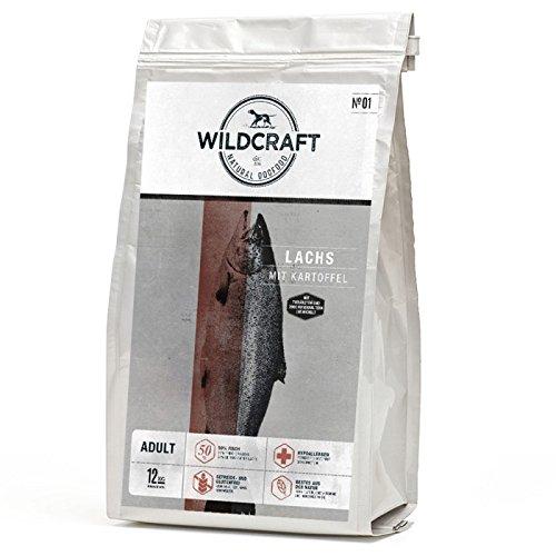 Wildcraft | Lachs mit Kartoffel | 12 kg | getreidefreies Hundefutter |...
