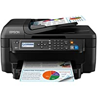 Epson WorkForce WF-2750DWF Print/Scan/Copy/Fax Wi-Fi Printer