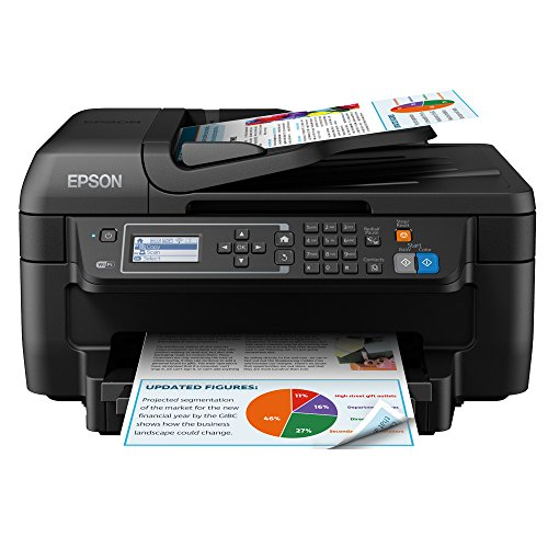 Epson WorkForce WF-2750DWF Print...