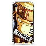 BEMAGIC iPhone XR Case,Flexible Slim Silicone TPU Protector Cover Soft Thin Gel Skin for Apple iPhone XR-Uzumaki Naruto 9