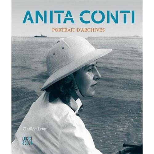 ANITA CONTI - PORTRAIT D'ARCHIVES