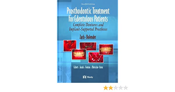 Buy bouchers prosthodontic treatment for edentulous patients old buy bouchers prosthodontic treatment for edentulous patients old edition book online at low prices in india bouchers prosthodontic treatment for fandeluxe