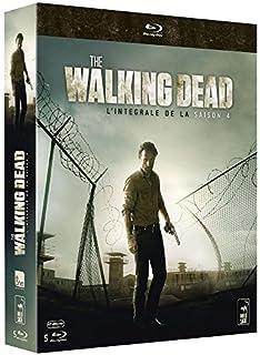The Walking Dead - L'intégrale de la saison 4 [Blu-ray] (B00KY3LR64) | Amazon price tracker / tracking, Amazon price history charts, Amazon price watches, Amazon price drop alerts