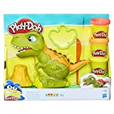 Play-Doh Rex The Chomper Dinosaurio, Multicolor (Hasbro E1952EU4)