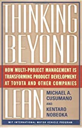 Thinking Beyond Lean: Multi-project Management