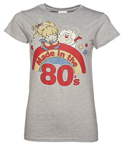 Womens Rainbow Brite Made in the 80s T Shirt - S, M