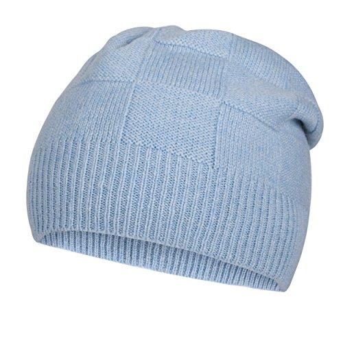 Preisvergleich Produktbild Lomond Herren Strickmütze One size Gr. One size,  Dove Blue