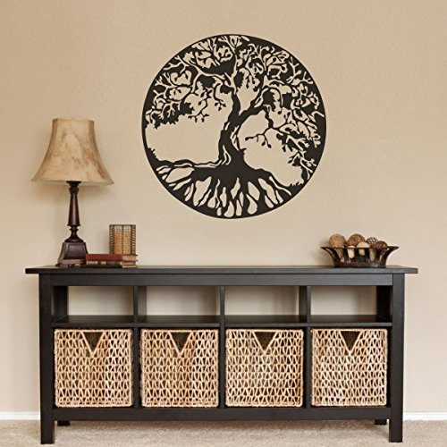stickers muraux arbre de vie empereur blog. Black Bedroom Furniture Sets. Home Design Ideas