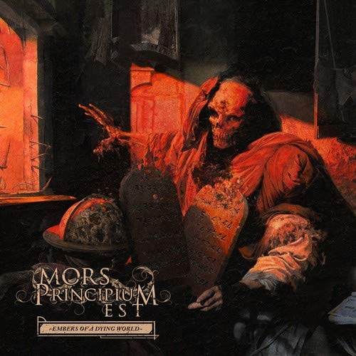 Mors Principium Est: Embers Of A Dying World (Audio CD)
