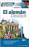 ASSiMiL El Alemán - Colección 'sin esfuerzo' - El libro / Deutsch Sprachkurs auf Spanisch: Lehrbuch Deutsch für Spanier (DaF-Niveau A1 – B2)