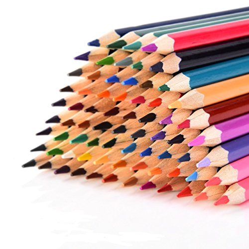 20 99 25 72 crayons de couleur avec bote lismile crayons colors aquarelle coloriage. Black Bedroom Furniture Sets. Home Design Ideas
