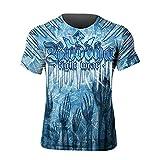 Buddha Sports CCAXICE_L T-Shirt, Azul, L
