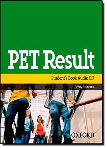 PET Result:: Class Audio CD