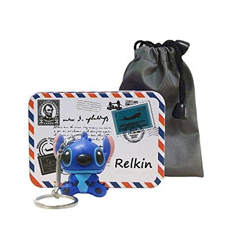 Relkin ad alta velocità usb flash drive usb 2.0regalo memory stick fumetto di pesce stitch 32 gb