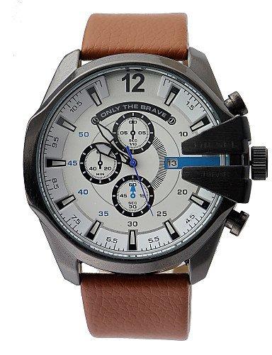 Uhren FäHig Damen Uhren 2018 Mode Frauen Einfache Schwarz Uhren Pu Leder Quarz Armbanduhr Montre Femme Relogio Feminino #23