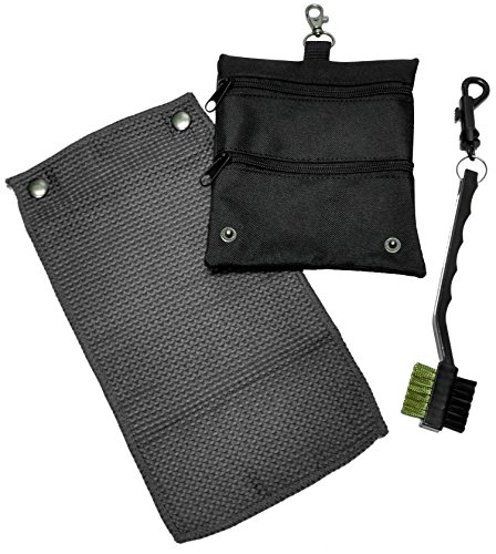 caddydaddy-golf-golf-accessory-bag-towel-brush-set-grey