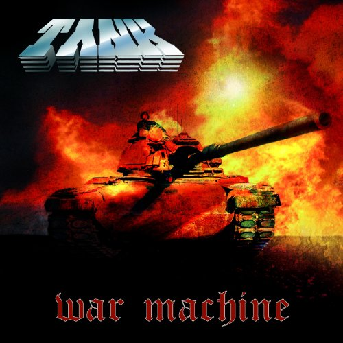 Tank: War Machine (Audio CD)