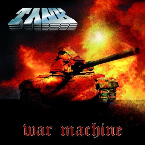 Tank: War Machine (Audio CD)