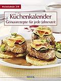 Küchenkalender mit Rezepten 2018: Foto-Wochenkalender
