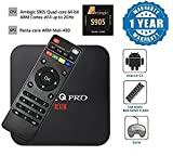 Best Android Tv Boxes - NALMAK Android 7.1 1GB RAM/8GB ROM Amlogic S905W Review