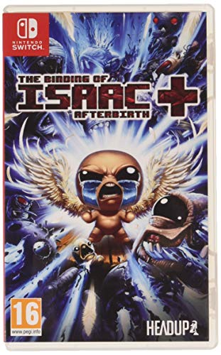 The Binding of Isaac: Afterbirth + - Nintendo Switch [Edizione: Francia]