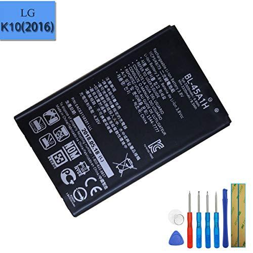 Batería Repuesto BL-45A1H Compatible LG K10 F670K