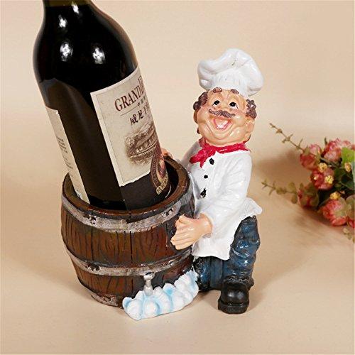 vigvog-cute-chef-waiter-wine-bottle-rack-holder-home-kitchen-living-dining-room-decor-accent