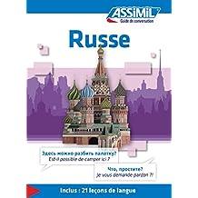 Russe - Guide de conversation