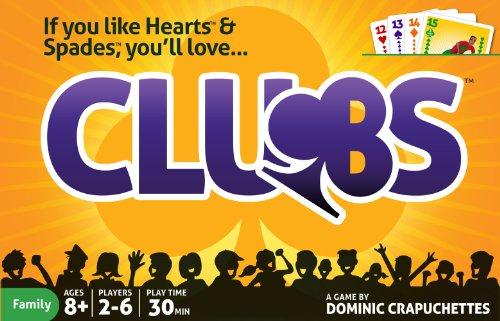 North Star Games Clubs Jeu de Cartes