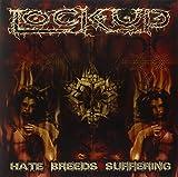 Lock Up: Hate Breeds Suffering [Vinyl LP] (Vinyl)