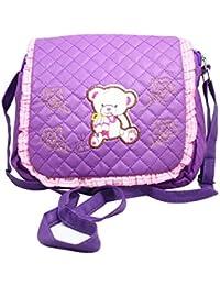 Hydes Cute Girl's Women's Side Sling Bag Designer Purse Trendy Hand Bag Small