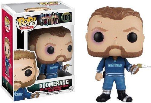 POP! Vinilo - Suicide Squad: Boomerang