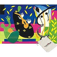 JJPuzzle Dolore Royal - Henri Matisse - 108 Pezzi Puzzle Mini