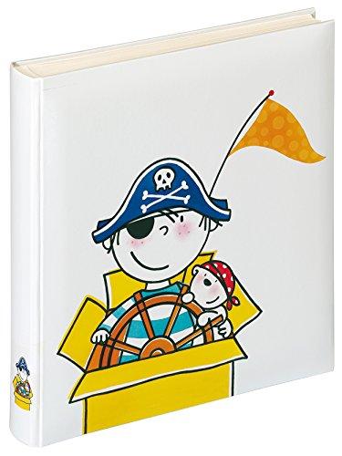 Walther design fa-268-1 album per bambini pirata asilo, altro, colorato, 28 x 4.5 x 31 cm
