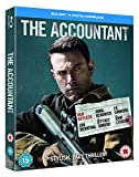 The Accountant [Includes Digital Download] [Blu-ray] [2017]