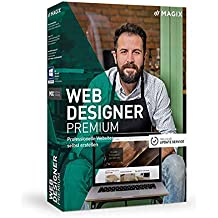 Web Designer Premium – 16 – Professionelle Websites selbst erstellen l Premium 1 Device Limitless PC Disc Disc