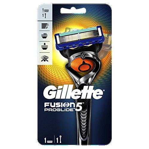 Gillette Fusion ProGlide Rasierer für Herren mit Technologie Flexball