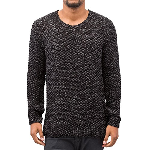 Just Rhyse Homme Hauts / Pullover Knit Noir
