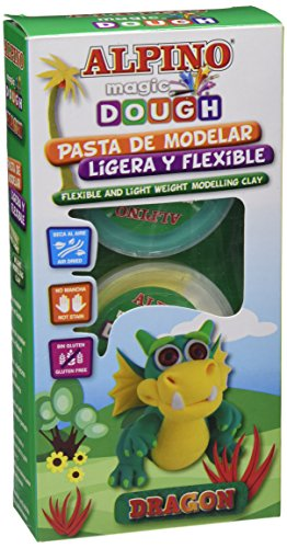 Alpino - Magic Dough Dragon, Pasta de modelar (DP000156)