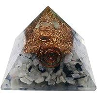 Rainbow Moonstone orgone Pyramid /Reiki Crytsal Pyramids For Healing And Home Decoration With Pouch preisvergleich bei billige-tabletten.eu