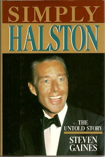 simply-halston-the-untold-story-by-steven-s-gaines-1991-09-01