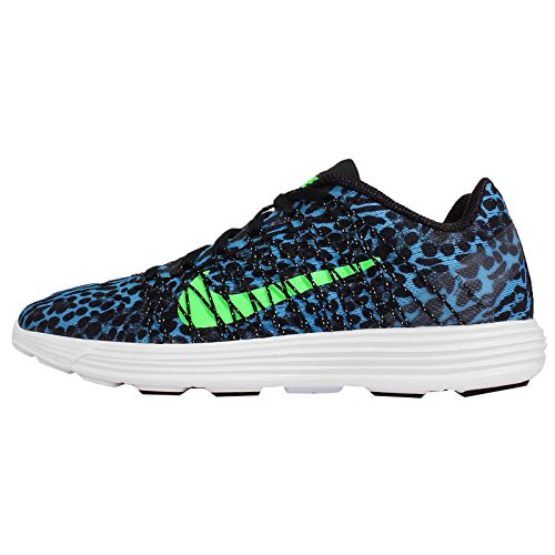 Wmns LunaRacer 3, TIDE POOL BLEU / VERT VOLTAGE-BLANC-NOIR TIDE POOL BLUE/VOLTAGE GREEN-WHITE-BLACK