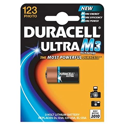 DURACELL Blister de 1 Pile photo