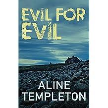 Evil for Evil (DI Marjory Fleming)